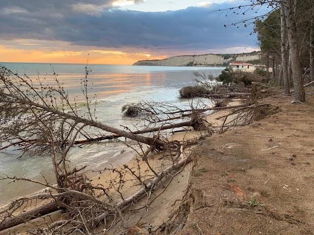 Eraclea Minoa, al via analisi sabbia per ripristinare litorale