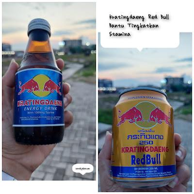 Kratingdaeng Red Bull Aman Dikomsumsi
