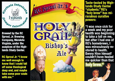 RC Sproul Jr's Holy Grail Bishop's Ale