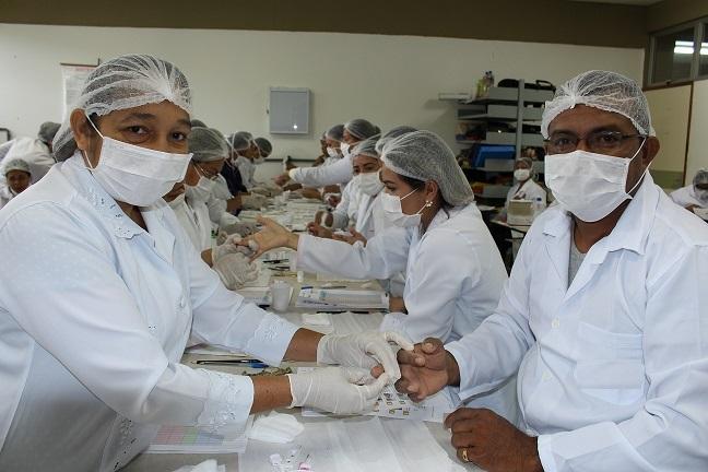 ENFERMEIROS RECEBEM CAPACITAÇÃO EM TESTES RÁPIDOS DE HIV, SÍFILIS E HEPATITE EM COARI