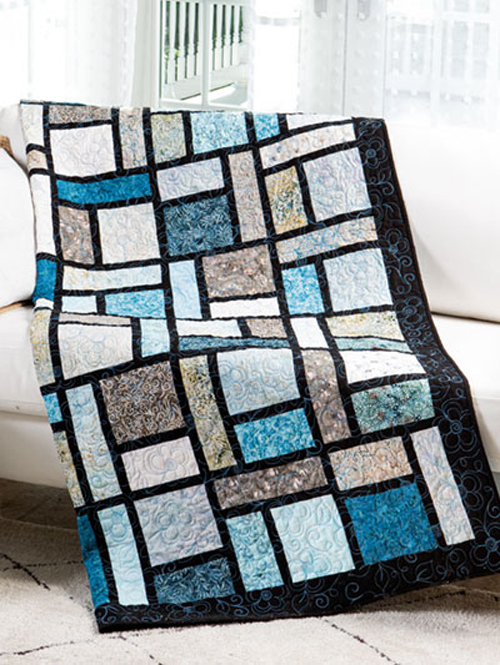 Three Step Quilt Pattern