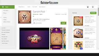 Carrom Pool app icon