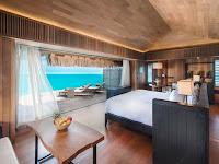 Review: Hilton Diamond Upgrade and Benefits at Conrad Bora Bora Nui Resort in French Polynesia