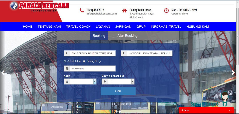 Inovasi Pemesanan Tiket Bus Online Di Indonesia Kaskus