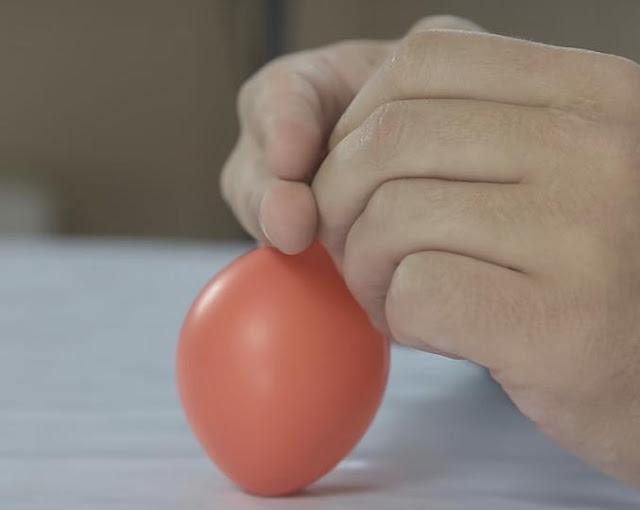 experimento, globo, tamaño