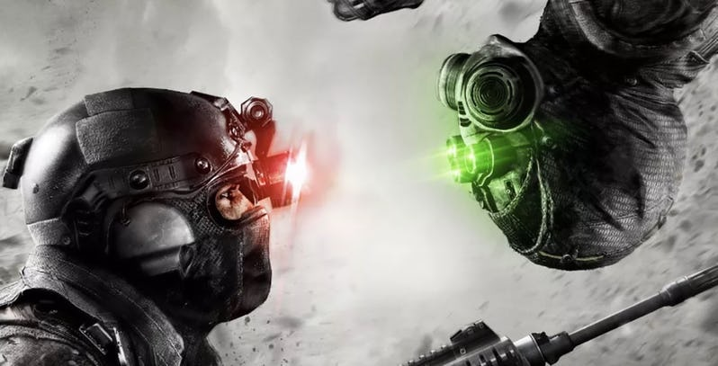 Idea For Next Splinter Cell Game