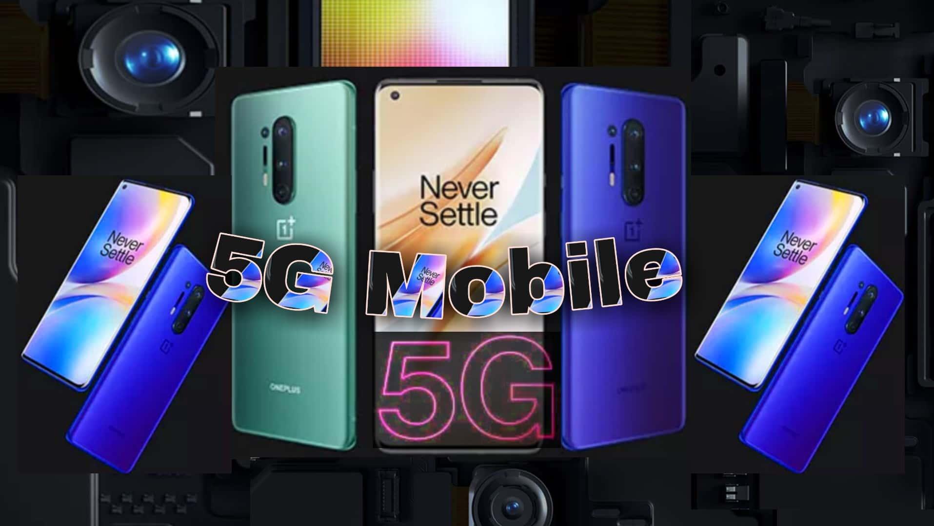 5G mobile phones