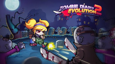Zombie diary 2 evolution for android