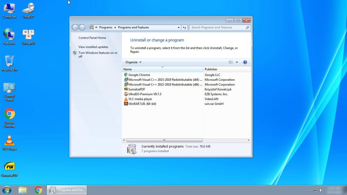Link Tải Ghost Windows 7 Pro 64 Bit Full Driver + No Soft - Bản mới nhất năm 2020.