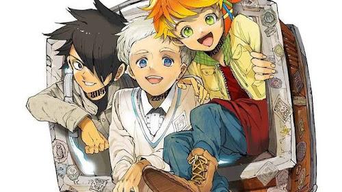 El manga Yakusoku no Neverland, se tomará un descanso por problemas de salud de su autor.