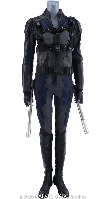 Adrianne Palicki Marvel Agents of SHIELD Mockingbird costume