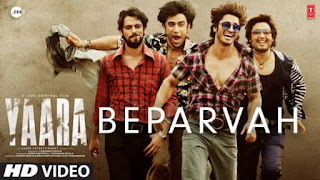 Beparvah Lyrics Yaara | Rev Shergill