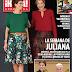 """La semana de Juliana en la revista """"HOLA Argentina"""""""