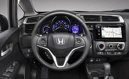 2017 Honda WRV Crossover Rendered