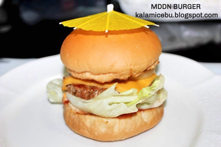 Prok Burger by MDDN Burgers, Best Burger Delivery in Cebu