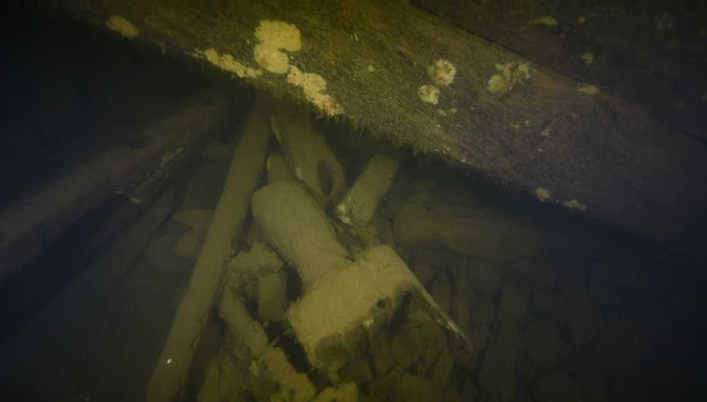 Two wrecks as big as the Vasa warship discovered off Swedish Island