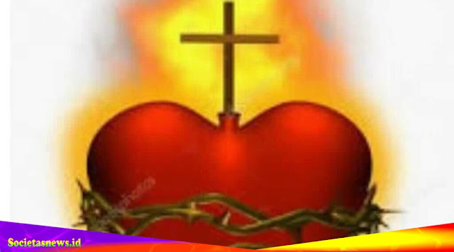 Miliki Hati-Nya, Hati Yesus