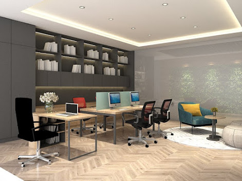 Kontraktor Interior Hotel | Tazora Design