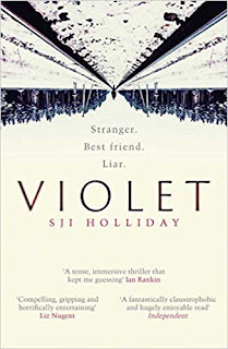 Violet by SJI Holliday