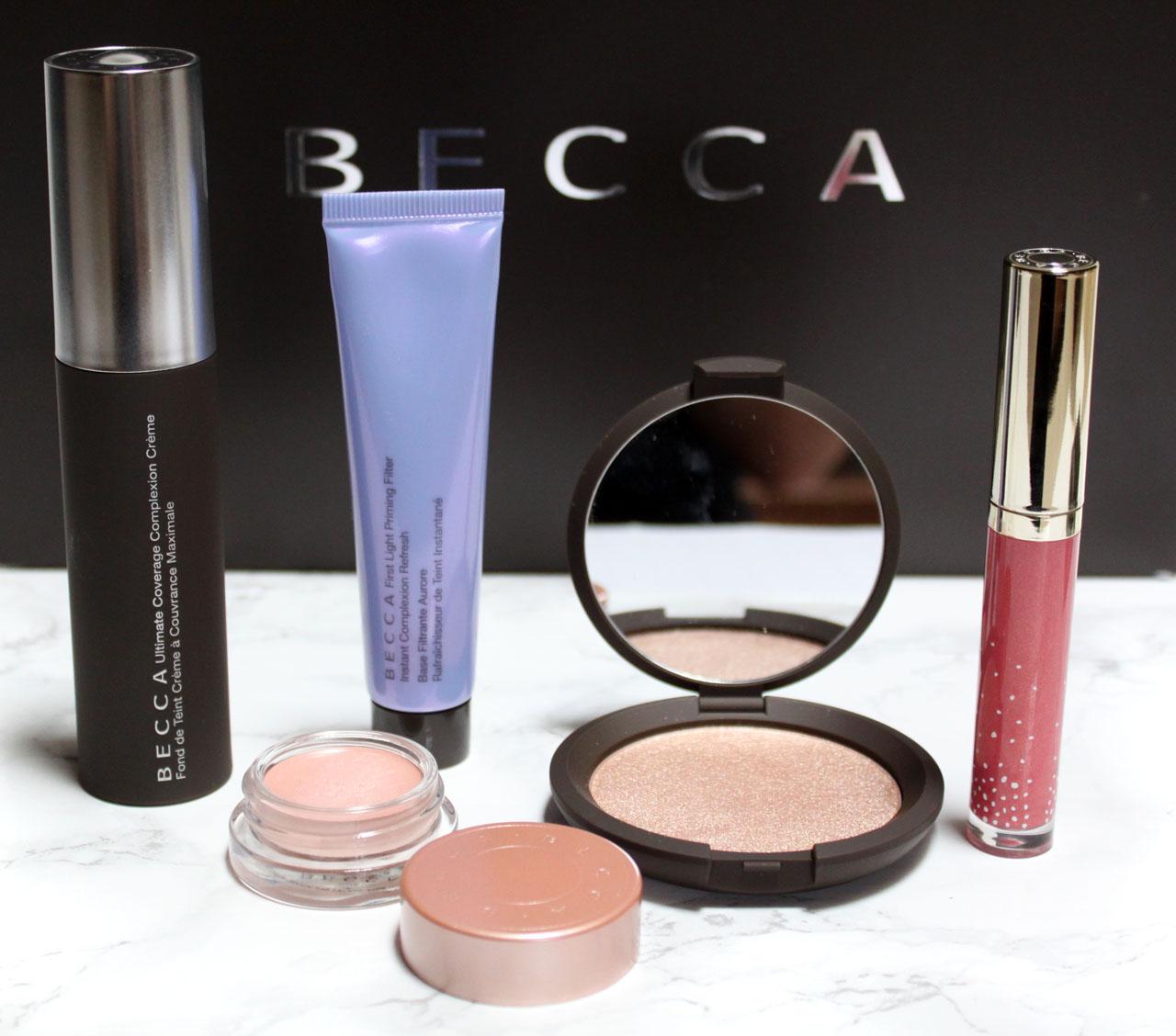 Monroe Misfit Makeup | Beauty Blog: BECCA Ultimate Perfection