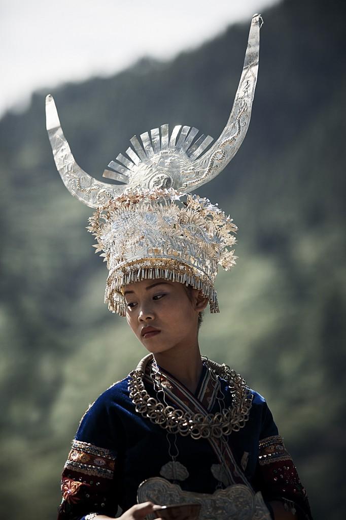 A N Z U Oriental Jewelled Headdresses