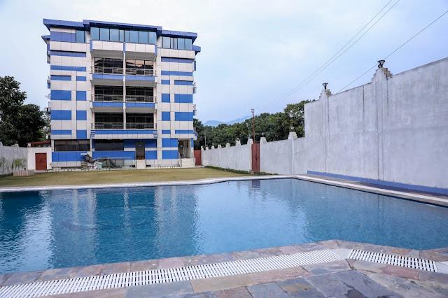 HOTEL CORBETT PARADISE IN KOTDWARA UTTARAKHAND