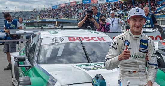 Marco Wittmann, Alex Zanardi und Kamui Kobayashi starten für BMW beim Dream-Race in Fuji