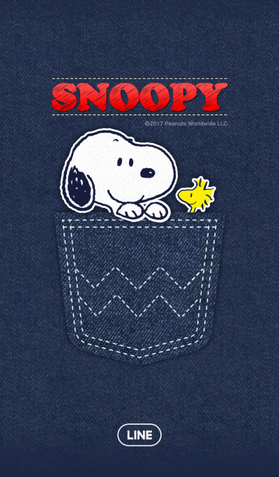Snoopy Denim