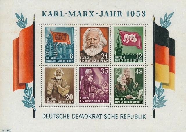DDR Karl Marx, 1953