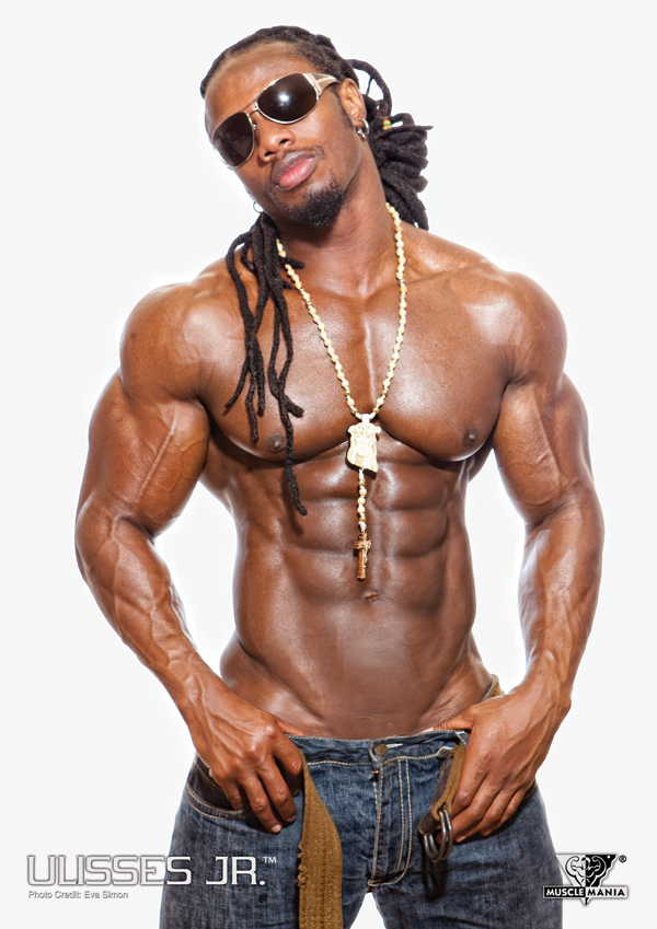 MuscleBaseBody: Ulisses Williams Jr