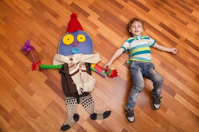 Adakah normal anak berimaginasi