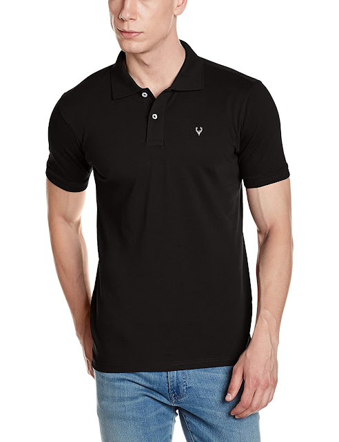 Buy Best Seller  Allen Solly Men's Polo T Shirt At Amazon.in