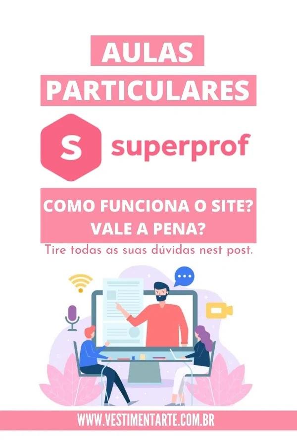 Superprof aulas particulares online: como funciona para professores e alunos
