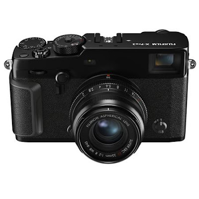 Fujifilm X-Pro3ミラーレスデジタルカメラファームウェアダウンロード