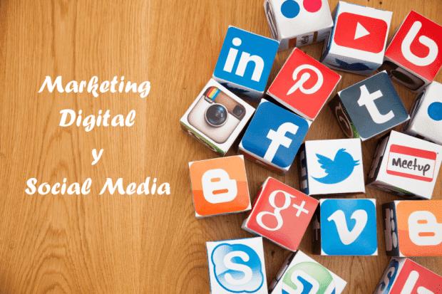 Social Media y Posicionamiento web.