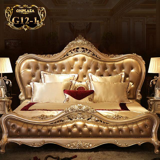 Giường ngủ tân cổ điển đẹp nhất năm 2017