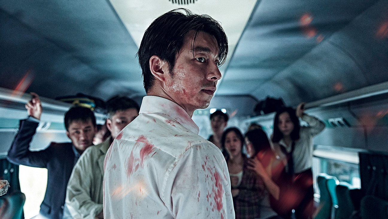 """&#39;Train to Busan&#39;: Zombis de alta velocidad <fieldset class=""""val-fieldset""""><legend></legend><span class=""""valoracion val-40""""></span></fieldset>"""