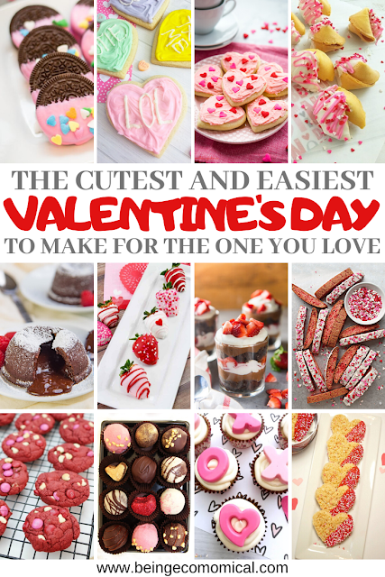 Easy Valentine's Day Treats For Your Next Valentine's Day Party