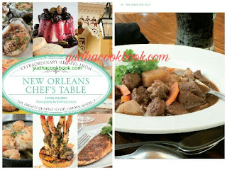 NEW ORLEANS CHEF'S TABLE - Extraordinary Recipes From The French Quarter To The Garden District
