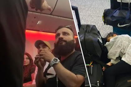 Islamofobia, Keluarga Muslim Diusir dari Pesawat Penerbangan Bali-Australia