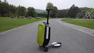 New Scooter Inventions