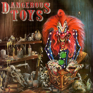 Teas'n Pleas'n by Dangerous Toys (1989)