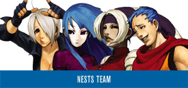 http://kofuniverse.blogspot.mx/2010/07/nests-team-kof-01.html