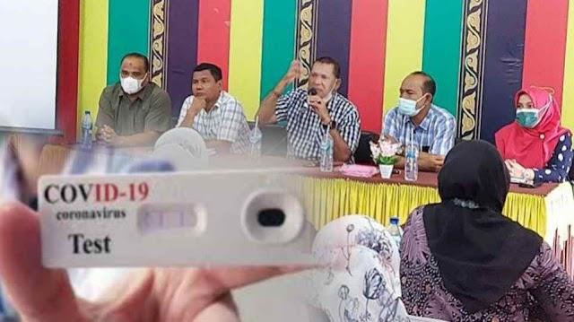 Kabar Gembira! Pemkab Aceh Timur Siapkan Rapid Test Antigen untuk Peserta Seleksi PPPK