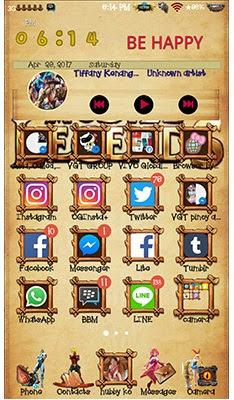 Mobile Legend V2 Theme itz For Vivo