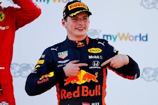 Profil dan Biodata Max Verstappen- Pembalap Termuda F1