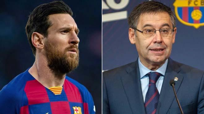 """Barca thua chấn động Cúp C1: Lỗi ở Messi hay """"ông trùm"""" Bartomeu? 2"""