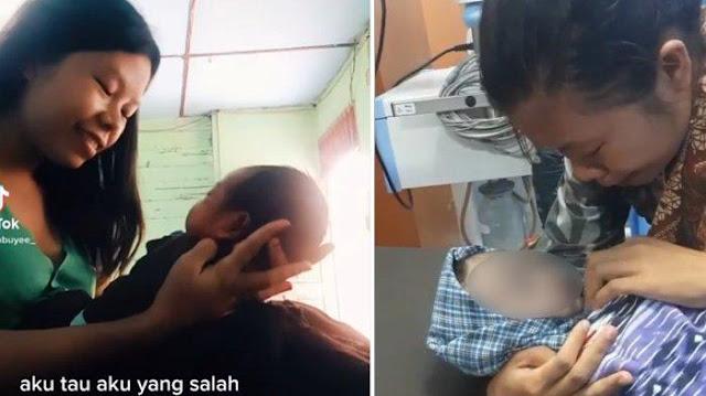 Bayinya Meninggal Usai Terjatuh, Terungkap Wanita Ini Melahirkan di Jalan: Aku Tahu Aku yang Salah