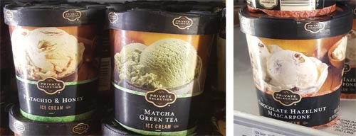 Kroger Private Selection Ice Cream