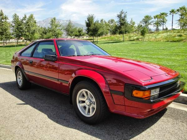 1985 toyota supra just for collector auto restorationice. Black Bedroom Furniture Sets. Home Design Ideas
